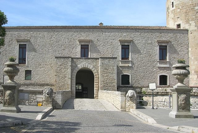 Castello Di Venosa: Entrata