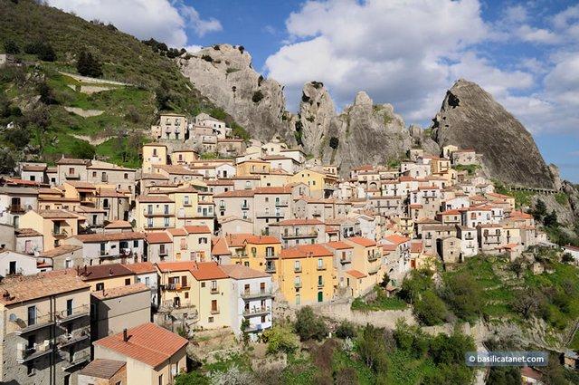 Castelmezzano What to See